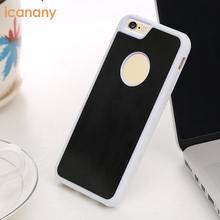 2017 hot products Nano Suction anti gravity phone case plastic phone cover