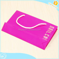 Get 100USD coupon large paper shopping bags