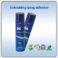 Hot selling products 99 temporary spray adhesive elmer polyester fabric