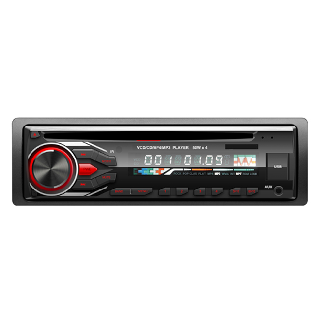 ONE DIN USB SD CD CAR DVD RADIO PLAYER Detachable front panel