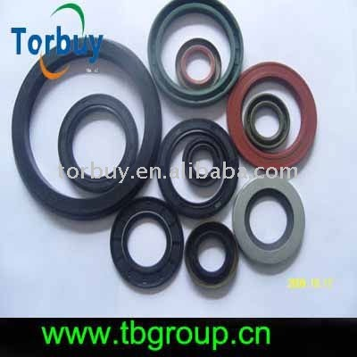 Excavator parts NBR, NR, FPM, MVQ, EPDM rubber Oil seals