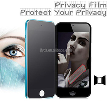 Top Qulity 9H Colored Privacy Screen Shield for Mobile Phone Anti-peep Tempered Glass Protective Film