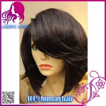 Aliexpress virgin wavy Malaysian hair human lace front wigs with bangs fast delivery lace wigs