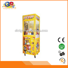 Malaysia Mini Capsule Toy Vending Prize Grabber Candy Arcade Crane Claw Machine for Sale