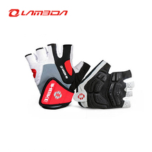 INbike Wear-resistant Breathable Half Finger Cycling Gloves