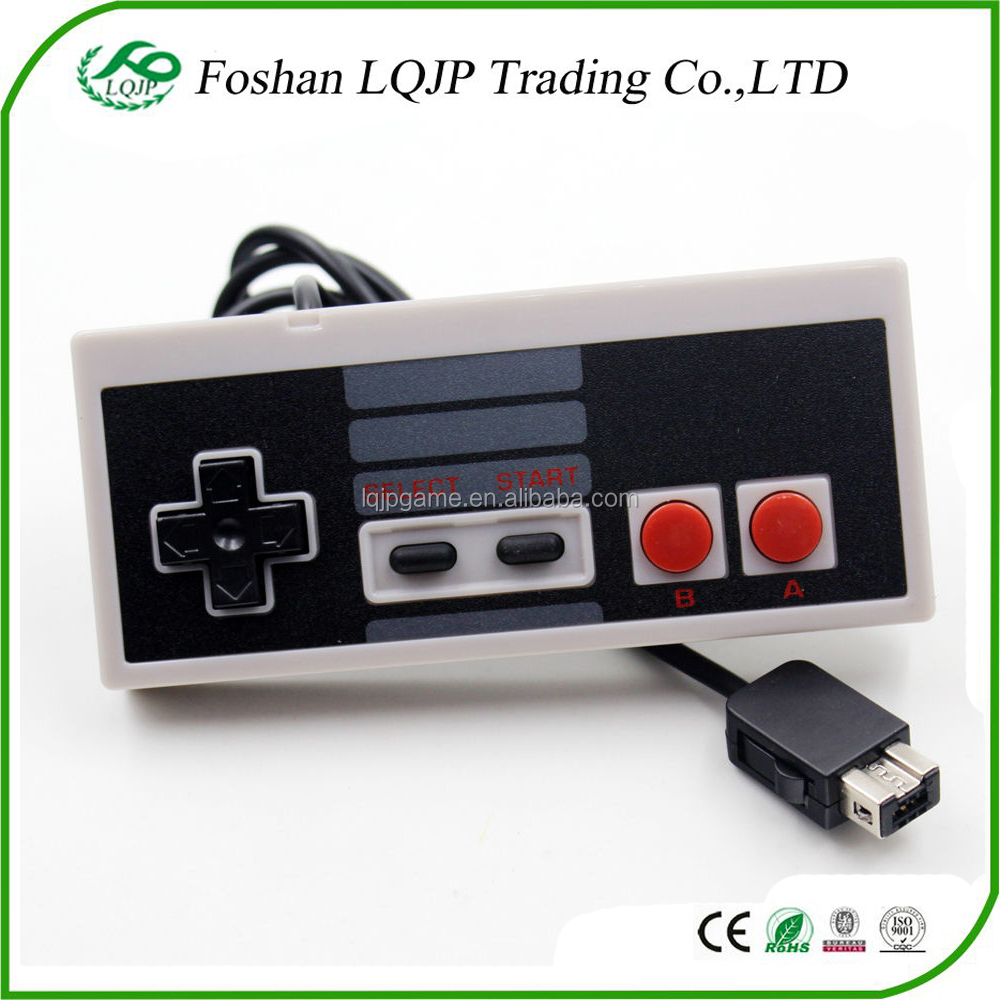 2016 NES Mini nes Classic Edition Controller with Cable Compatible for Nintendo wii for nes mini controller