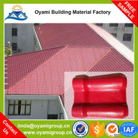 Enviromental low price 25 years guarantee fire resistance roof materials for construction