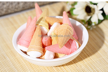 Hot selling palatable ice cream fancy halal gelatin cotton candy sweets
