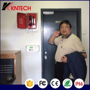 Industrial rugged phone KNSP-01 hazardous area telephones