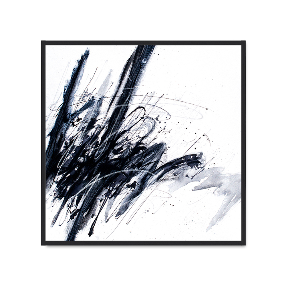 Abstract Nordic Style Modern Art Framed Prints for Interior Decor