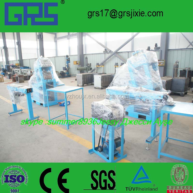 wire straightening machine staple pin making machine automatic packing