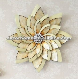 Lotus Flower Wall Art iron lotus flower wall decor - buy wall decor,wall art,wall plaque