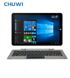CHUWI Hi12 Dual OS Tablet PC Win10 Android 5.1 Intel Atom Z8350 4GB RAM 64G ROM 12Inch 2160x1440 IPS Screen