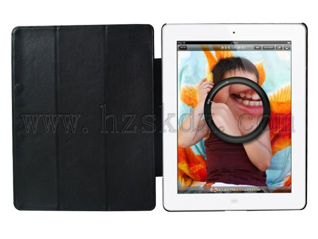 SiKai Ultimate Leather case for Apple New ipad/ipad3