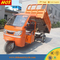 Tipper Truck dump truck three wheel motorcycle for sale