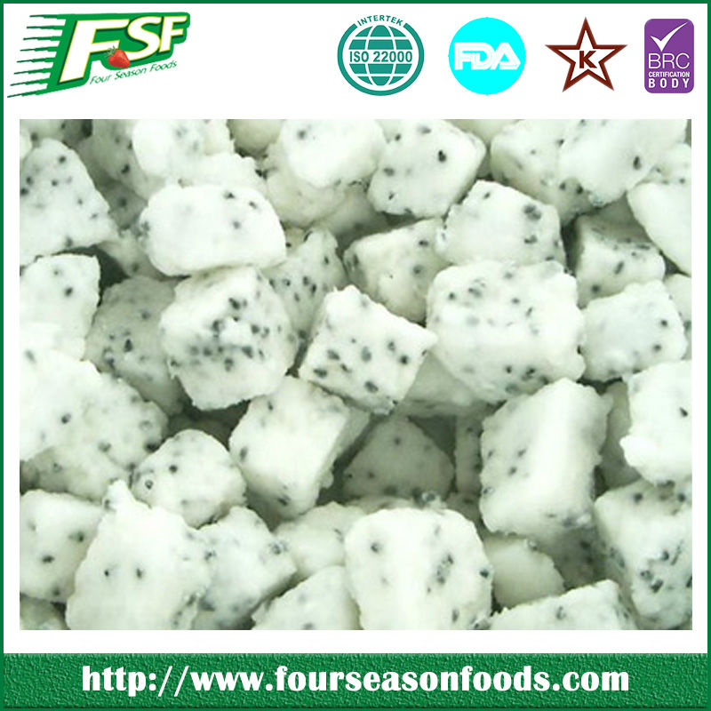 2014 Continued hot frozen chinese dragon fruit