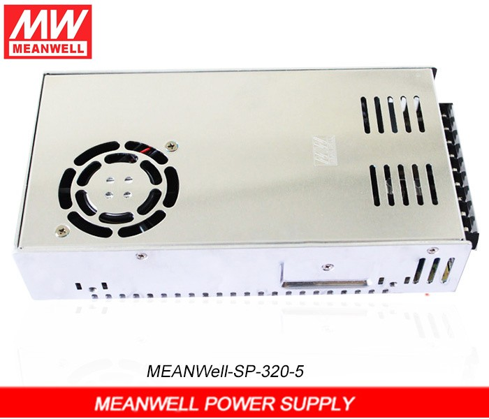 Mean Well LED Power Supply SP-320-5 / Best LED Display Supplier