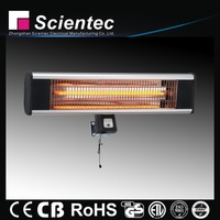 Scientec 2016 Good Quality 1800W Electric Wall Heater Manufacture