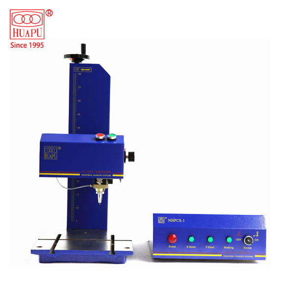 Serial Number Marking Metal Machine For