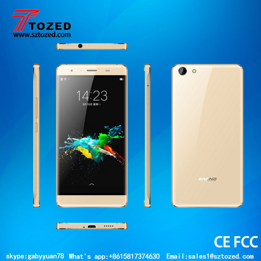 Tozed OEM Mobile Manufacturers 4G LTE Smart Phone