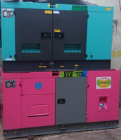 45KVA ,30KVA, 50KVA, 70KVA ISUZU,MITSUBISHI BRAND NEW DIESEL SOUND PROOF GENERATORS FOR SALE