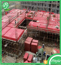 poplar hardwood combi core film faced plywood price/marine plywood for building construction
