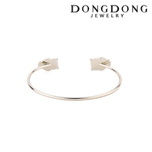 DD235 dongdong fashion popular stainless steel decorative owl bracelet