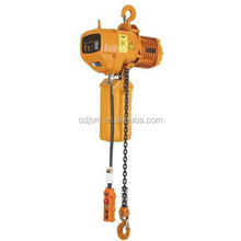 Hot Sale 2 ton Remote Control Chain Electric Block Hoist Screw Hoist Price