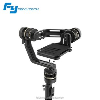Feiyu MG handheld 3 axies brushless gimbal of action camera accessories