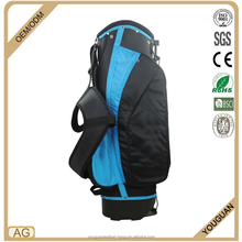 Professional Standard High Quality Golf Stand Bag with Nylon Material Wholesale