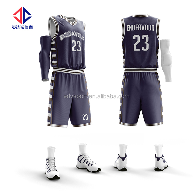 High quality wholesale factory direct basketball jersey