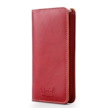 Wholesale PU Leather Handbag, Wallet Mobile Phone Case For iPhone7