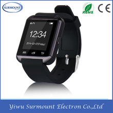 Manufacturers wholesale cheapest u8 smart watch phone 2015