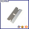 High carbon steel single edge razor blades