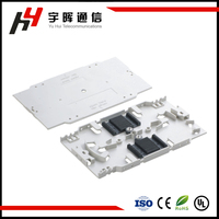 fiber optic splicing sleeve protect tray Stackable splicing tray