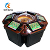 Touch screen Operating mode casino roulette table machine ktv roulette wheel