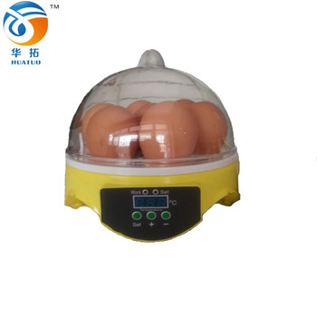 "Supply ""HUATUO"" hatching machine, incubators for chicken eggs HT-7(CE approved)"