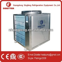 European standard EVI heat pump(-25 degree with Copeland compressor,12kw)
