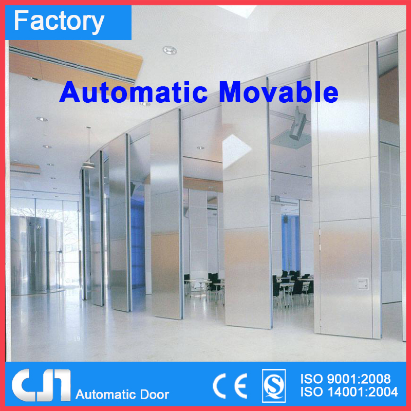 Automatic Electric Acoustic Commercial Partition Wall