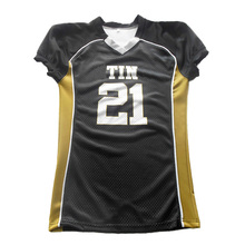 Custom wholesale sublimated youth american football jersey