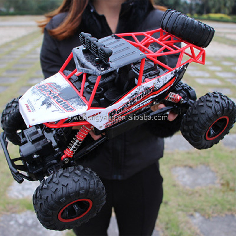 RC Car 1/12 4WD Remote Control High Speed Vehicle RC Toys