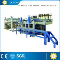 2015 new plywood core veneer splicing machine /plywood production line
