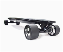 Electric Skateboard Dual Hub Motor 2000W Instantaneous Power Drive Electric Longboard 1200W(600W*2)