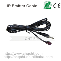 3.5mm Mono Plug 1.5M Long IR Cable With Infrared Emitter Diode