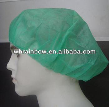 pp surgeon's cap with tie