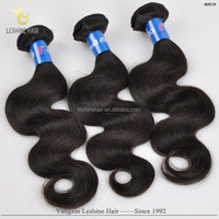 Wholesale 2015 Black Hair Products Single Donor Full Cuticle hair extensions weft indian temple
