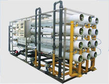 turnkey water treatment plant project/reverse osmosis water purification