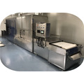 Industrial microwave curry powder dryer and sterilizer oven