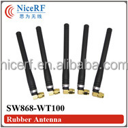 2016 868MHz Elbow Rod Antenna SW868-WT100 3.0dBi High Gain Wireless RF Antenna