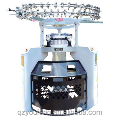 Ultra High Speed Single Jersey Mini Size Circular Knitting Machine